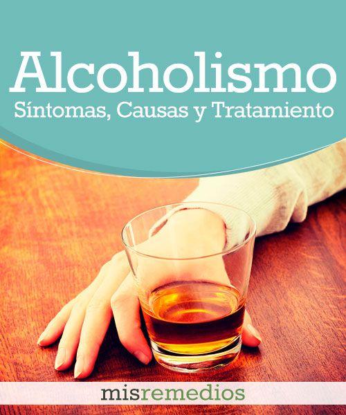 #Alcoholismo - Qué Es, Síntomas, Causas y Tratamiento #RemediosNaturales