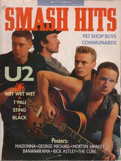 U2 - Smash Hits