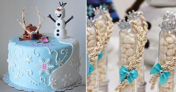 festa frozen capa