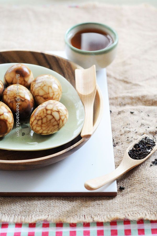 五香茶葉蛋Tea Eggs