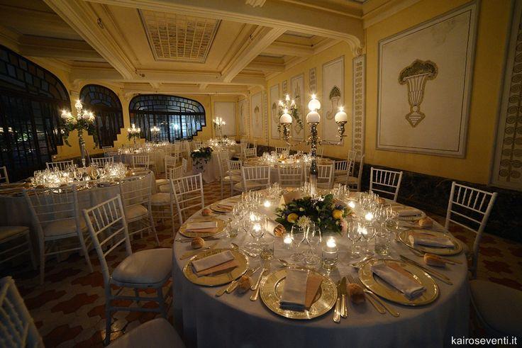 Allestimento sala da pranzo exclusive | Wedding designer & planner Monia Re - www.moniare.com | Organizzazione e pianificazione Kairòs Eventi -www.kairoseventi.it | Foto Photo27