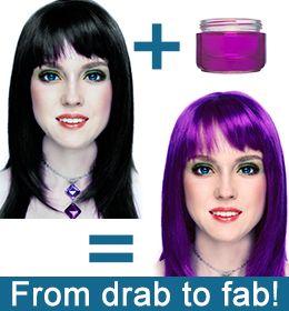 Jl Chinese Hair Dyes Professional Permanent Purple Dye