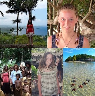 The Reclusive Bookworm: This is a journal of all my experiences in Vanuatu...