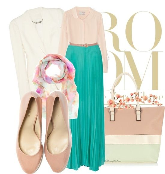 Summer Hijab Outfit Ideas and Combinations