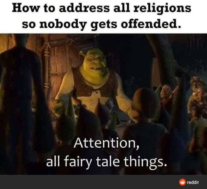 Pin By Allaire Van Hout On Memes In 2021 Atheist Humor Atheism Humor Funny Christian Memes