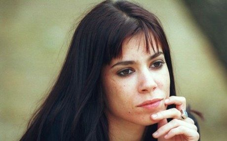 Greek Actress Myrto Alikaki