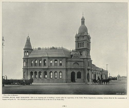 Customs House, Port Elizabeth | South Africa by The National Archives UK