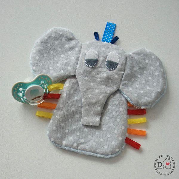 Sensorek Słoniowaty - DominiDom - Zabawki sensoryczne