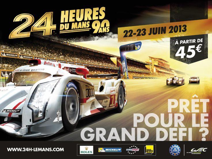 Audi Motorsport Blog: Le Mans: The ultimate guide to follow the 81st Le Mans 24 Hours