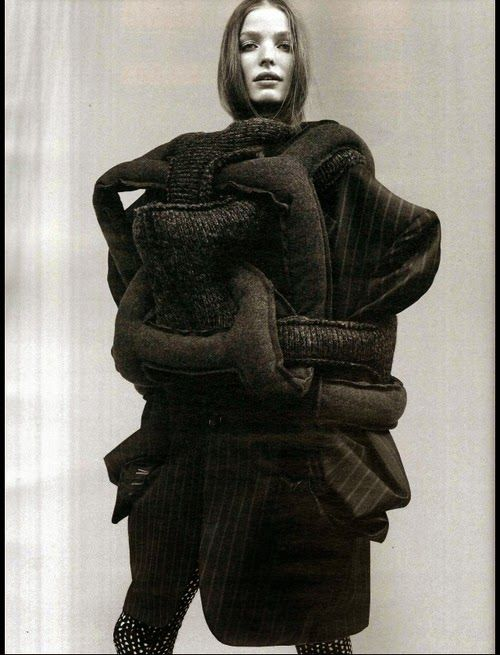 Rei Kawakubo - Comme des Garcons (fashion label)