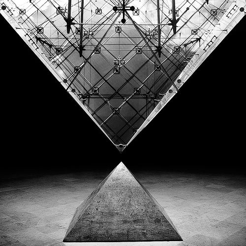 Inside Le Louvre... one of my favorite places!!!