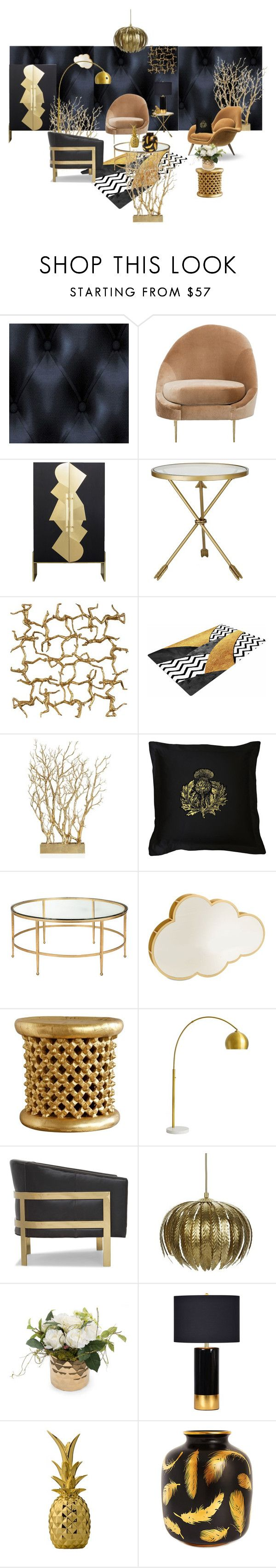 """Gentleman's club"" by studiodinteriors on Polyvore featuring interior, interiors, interior design, home, home decor, interior decorating, Astek, Uttermost, Timorous Beasties and Altreforme"