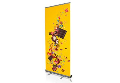 Cheap Roll Up Banners, Pop Up Display Stands and Wide Pull Up Banner printing with FREE next day delivery. Fast 24hr roller banner printing and design from the leading UK supplier.