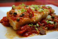 Italian Swordfish Siracusa Recipe: Swordfish Syracuse style