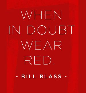 Bill Blass, winner of the Fashion Institute of Technology Lifetime Achievement Award (1999). #shopcrabtree and #GoRed for Women supporting the #AmericanHeartAssociation.