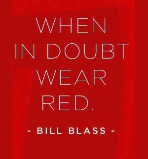 Bill Blass, winner of the Fashion Institute of Technology Lifetime Achievement Award (1999).