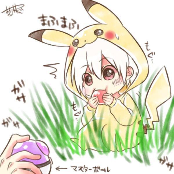 Je veux ce Pokémon !
