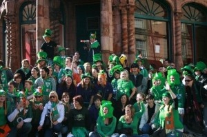 St Pats Day in Ireland!