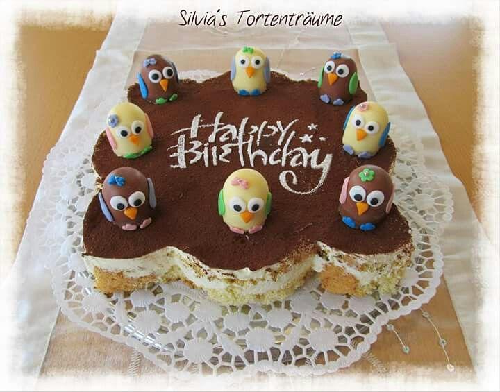 Kuchen eule backen  Appetitlich FotoBlog fr Sie