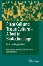 Plant cell and tissue culture [Recurso electrónico]: a tool in biotechnology : basics and application / Karl-Hermann Neumann, Ashwani Kumar, Jafargholi Imani. -- Berlin : Springer, 2009.
