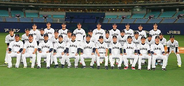 出場選手一覧 | 侍ジャパン強化試合 | 野球日本代表 侍ジャパンオフィシャルサイト