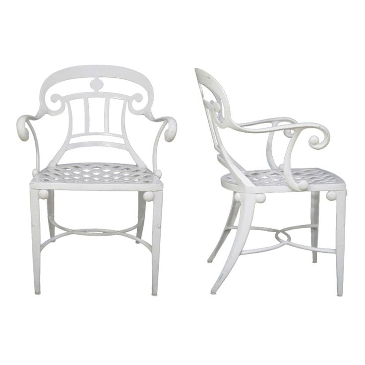 Best Retro Patio Images On Pinterest Iron Furniture Outdoor