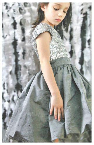 Children's Party Dress Pattern FREE
