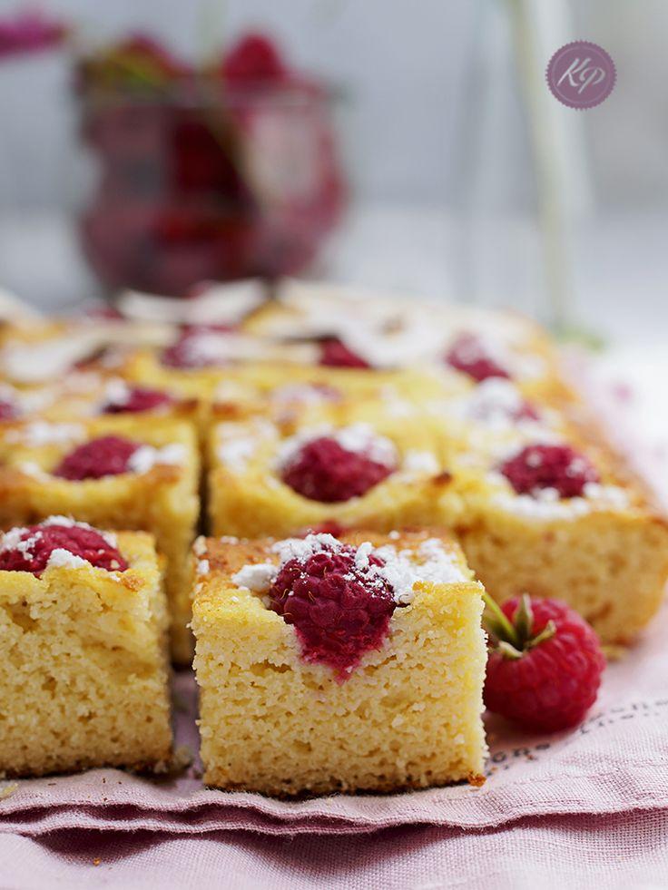 Fit ciasto z mąki kokosowej - Ale Babka!!! i robi to co lubi:)
