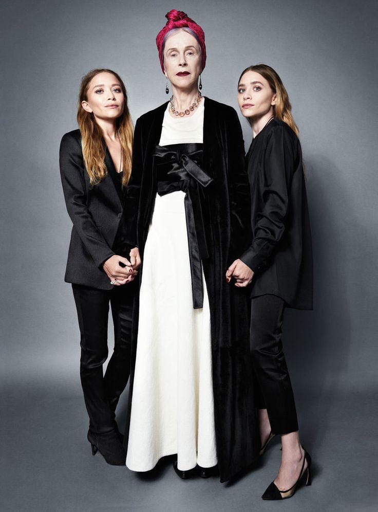 To af verdens største stilikoner, Olsen-tvillingerne, viser deres nye muse frem. Hun er 75 år, kunster – og så har hun turbaner i alle farver