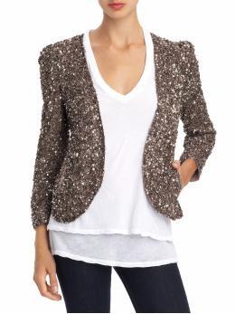 sparkle blazer.. so amazing.