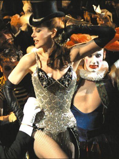 Diamonds are a Girl's Best Friend. Moulin Rouge