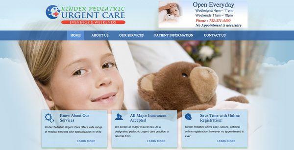 Kinder Pediatric Urgent Care - Pediatricians - Iselin, NJ - Reviews - Photos - Yelp