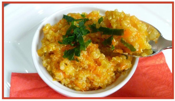 quinoa aux carottes1