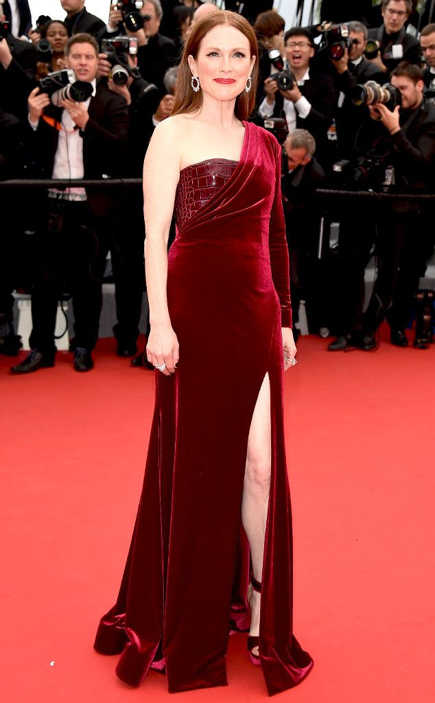 Julianne Moore from Stars at the 2015 Cannes Film Festival | E! Online