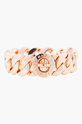 MARC BY MARC JACOBS //  ROSE GOLD KATIE BRACELET