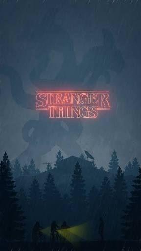 """Wallpaper de """"Stranger Things"""""""