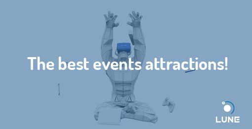Discover the best events ideas and attractions! https://vimeo.com/137272807 www.lune.xyz