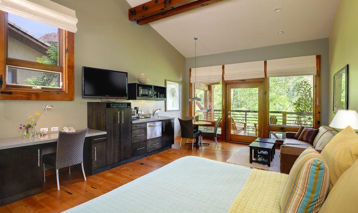 Desert Pearl Inn | Zion National Park | Springdale UT - King Rooms