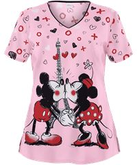 Print Scrub Tops for Women: Large Selection and Discount Pricing by UA