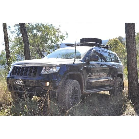 """2.5"""" - 2.75"""" WK2 Suspension System 