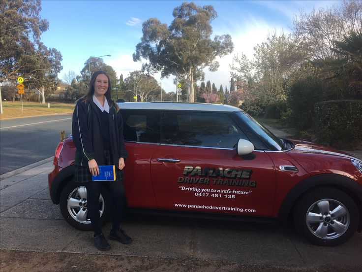 We would like to say congratulations to Kate for passing her comp 22 (driving test) in our  F56 Mini Cooper, Great work see you on the Defensive driving course. :) http://www.panachedrivertraining.com/advanced-defensive-driving-course.html