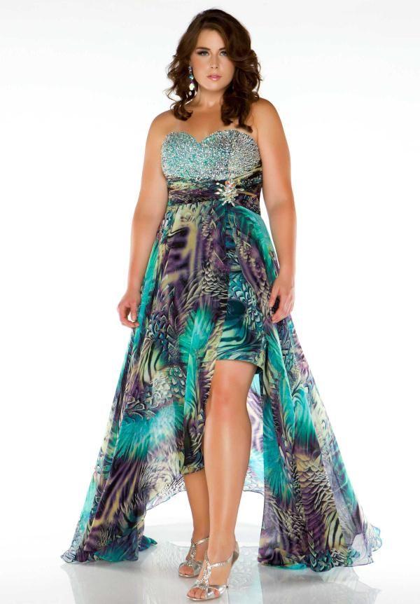 plus size prom dresses 2013 | Fabulous Plus Size Prom Dress
