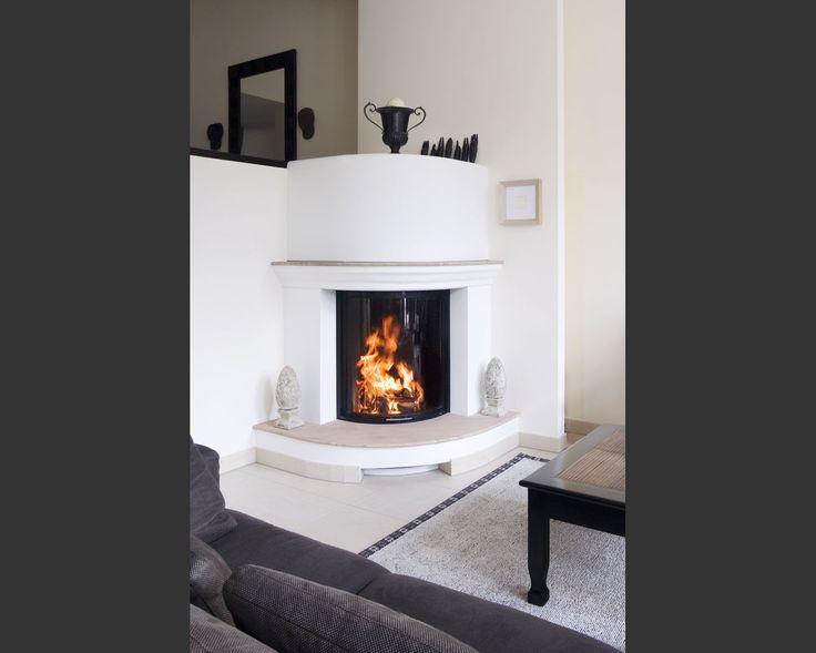 profilen ovanf r ppningen bryts av p ett snyggt s tt hela pj sen r inte s h g ppen spis. Black Bedroom Furniture Sets. Home Design Ideas