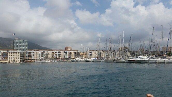 Port of Toulon