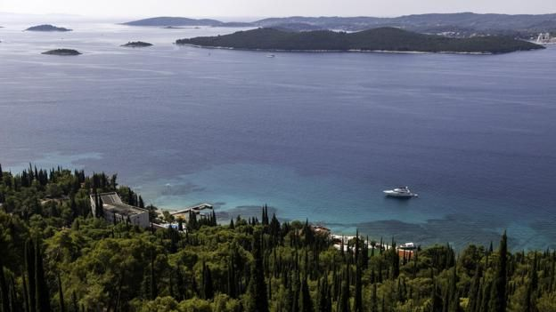 The islands of Dalmatia (Credit: Jonathan Irish/National Geographic Creative)