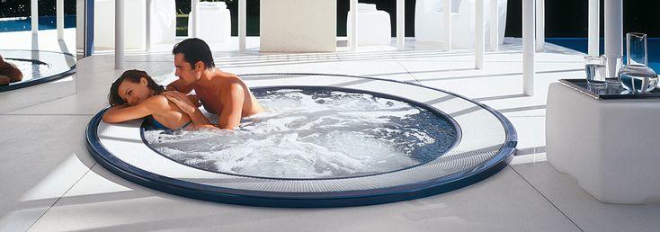 Spa Professionnel Alimia Experience Jacuzzi® - www.oliness.com - Concessionnaire Jacuzzi® région centre