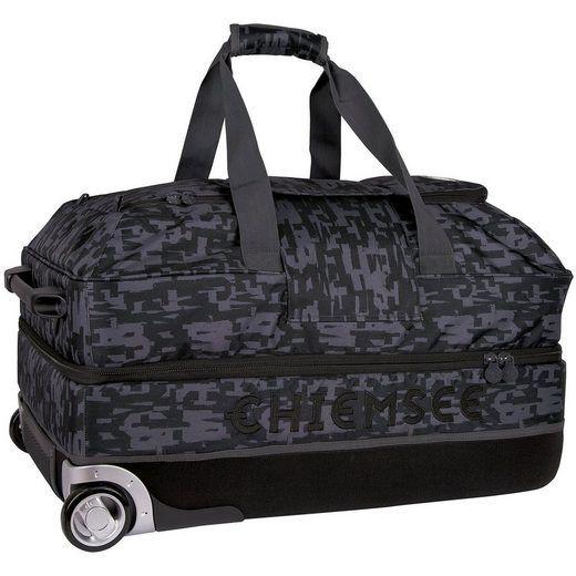 Chiemsee Chiemsee Sport 15 Premium Travel Bag Large 2-Rollen Reisetasche