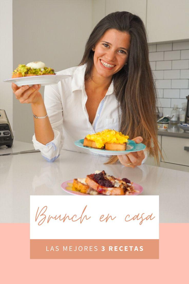 Recetas deliciosas, recetas sanas, receta de brunch, brunching, como hacer un brunch sorpresa Tostadas, Nutella, Queso Cheddar, Tasty Food Recipes, Meals, French Toast, Scrambled Eggs, Healthy Living, Style