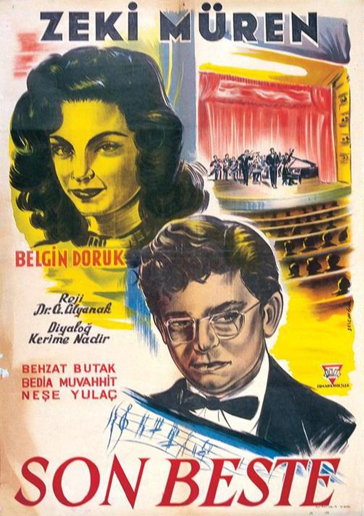1955  Son beste