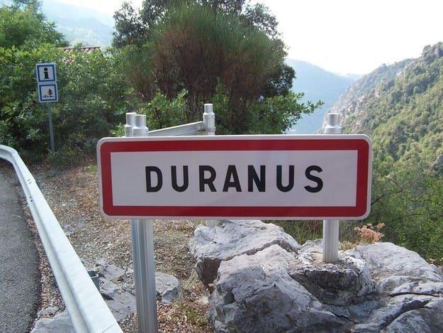 Top 50 des communes françaises aux noms les plus insolites